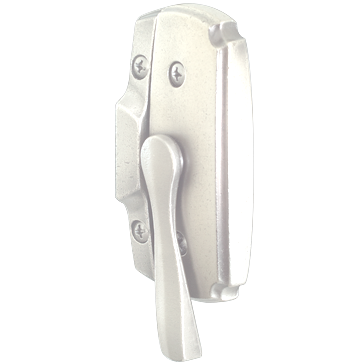 Sliding Window Hardware - White
