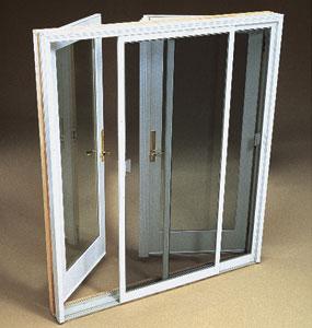 patio door with screen. French Doors Exterior Renewal By Andersen Patio Door With Screen E