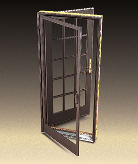Hinged Insect Screen