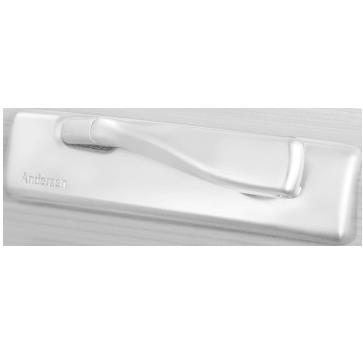 Nesting Window Hardware - White