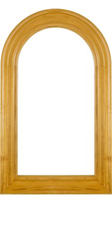 Renewal by Andersen Arch Top Specialty Window