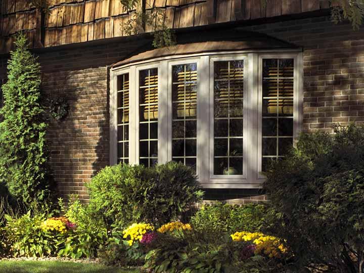 Bay Windows , Bow Windows - Renewal by Andersen Bay Windows