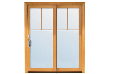 Renewal By Andersen Tall Fractional Grille Pattern Patio Doors