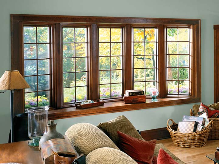 Inspiration Gallery. Energy-efficient bay windows ...