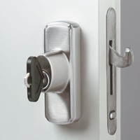 Exterior Keyed Locks