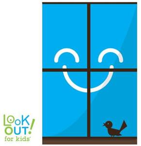 LookOut for kids logo image